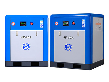 Oil-injected Rotary Screw Compressor, with Belt Transmission