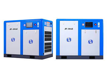 Oil-injected Rotary Screw Compressor (Direct Driven)